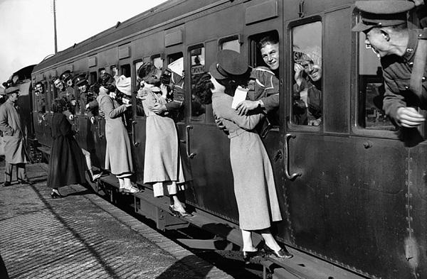 Tahun 1935 ketika prajurit-prajurit ini ingin diberangkatkan ke Mesir