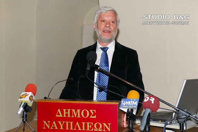 Π. Τατούλης: Η ΑΟΖ αλλάζει την προοπτική της Πελοποννήσου