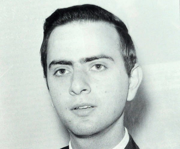 Lista de libros realizada por Carl Sagan a los 20 años.