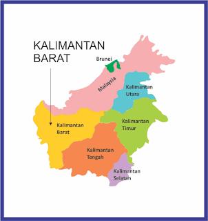 lagu daerah dari provinsi kalimantan barat