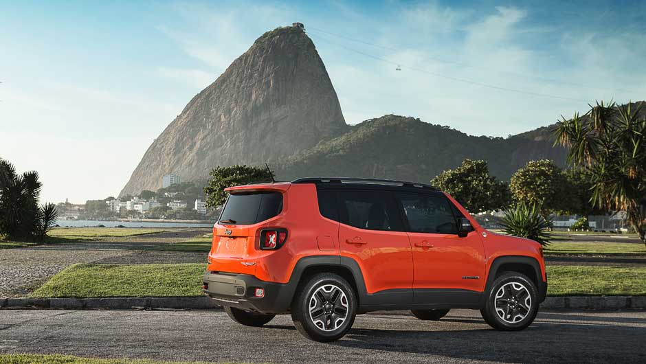 Jeep Renegade Flex