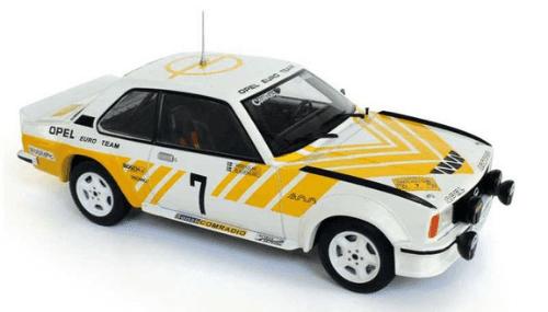 WRC collection 1:24 salvat españa, Opel Ascona 400 1:24