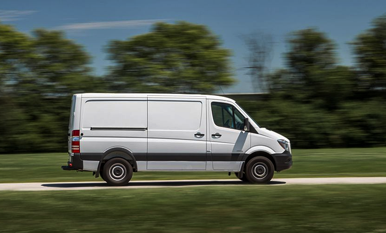 Mercedes-Benz Sprinter Diesel MPG