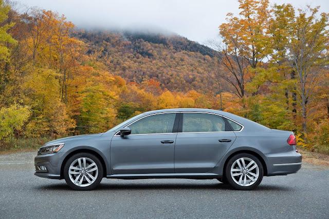 VW Passat V6 2017