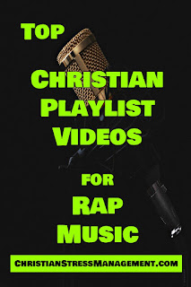 Top Christian playlist videos for rap music