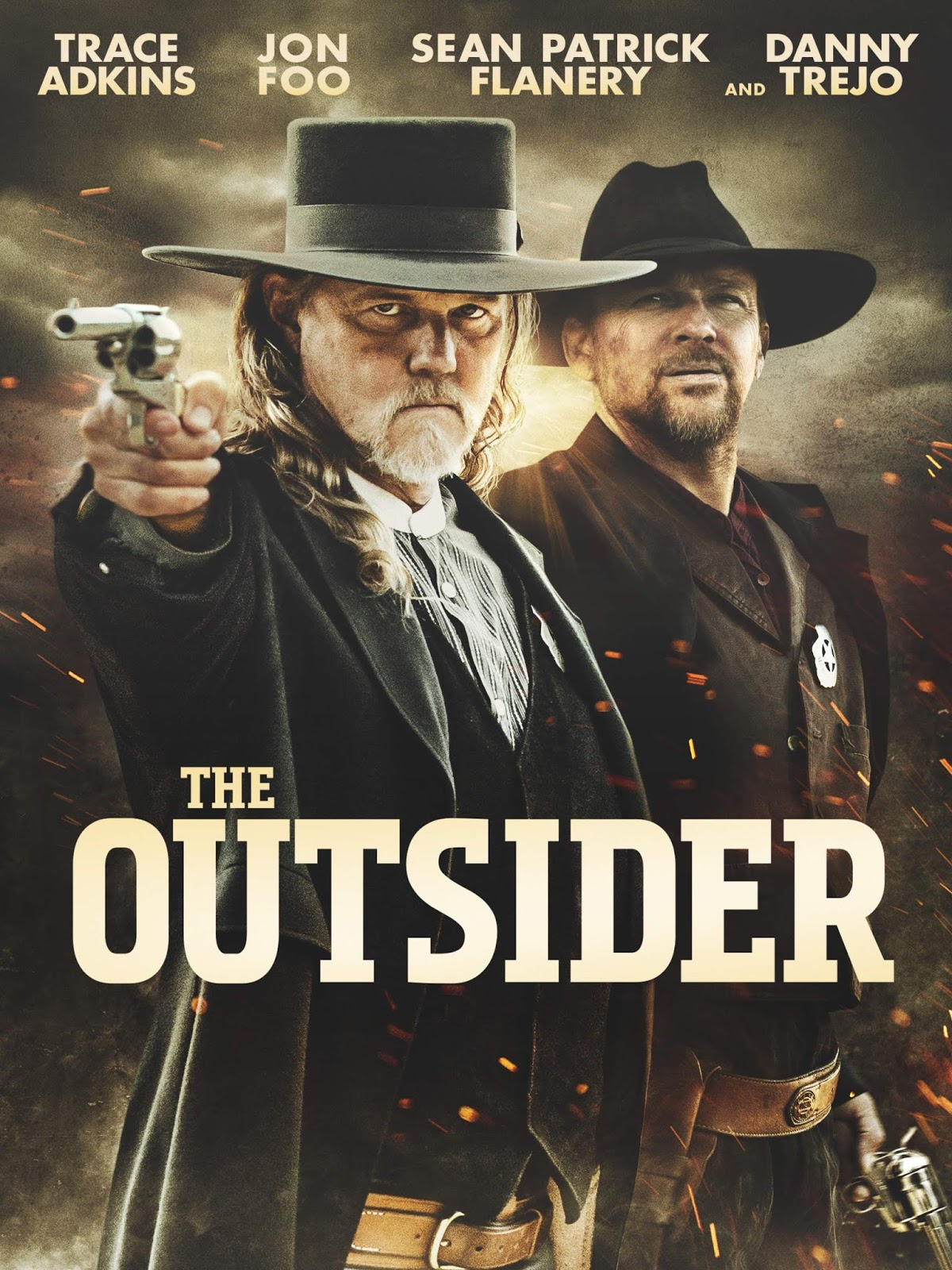 The Outsider [2019] [DVDR] [NTSC] [Subtitulado]