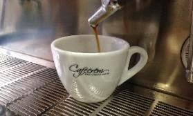 Preparação do Café Espresso