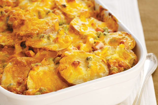 Easy Cheesy Scalloped Potatoes #dinnerrecipe #food #amazingrecipe #easyrecipe