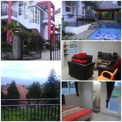 Fasilitas Villa Rockie Kota Batu Malang