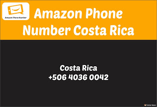 Amazon Phone Number Costa Rica