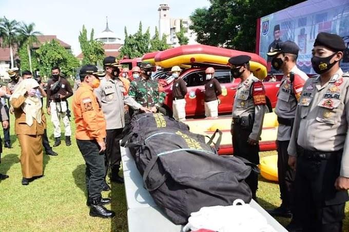 Antisipasi Bencana, Ribuan Personil Disiagakan