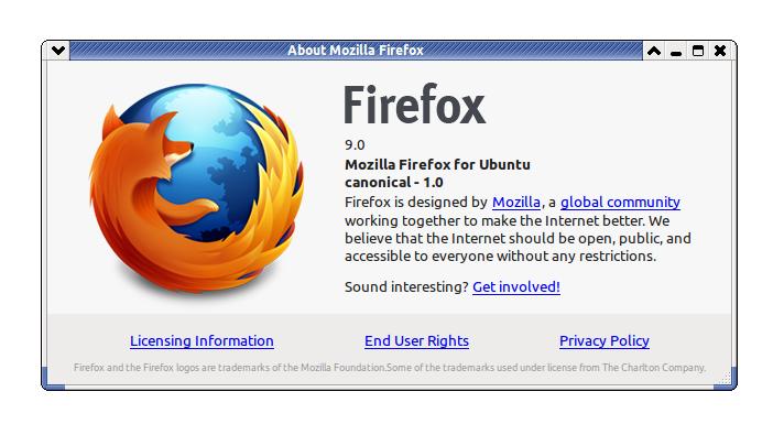 Ubuntu Buzz !: Mozilla Firefox 9 Stable Has Been Released