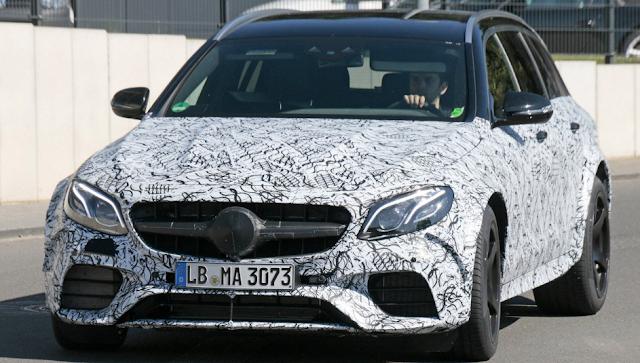 2018 Mercedes AMG E63 Black Series Review Interior