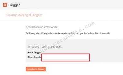 cara mengatasi blog tidak bisa login