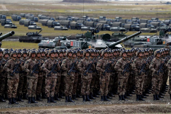 China appoints new commander in Ladakh