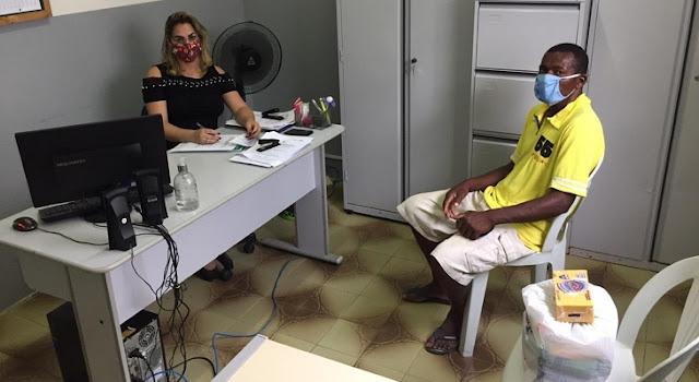 SECRETARIA DE ASSISTÊNCIA SOCIAL DE GARANHUNS SEGUE REALIZANDO AÇÕES DESTINADAS ÀS FAMÍLIAS EM VULNERABILIDADE