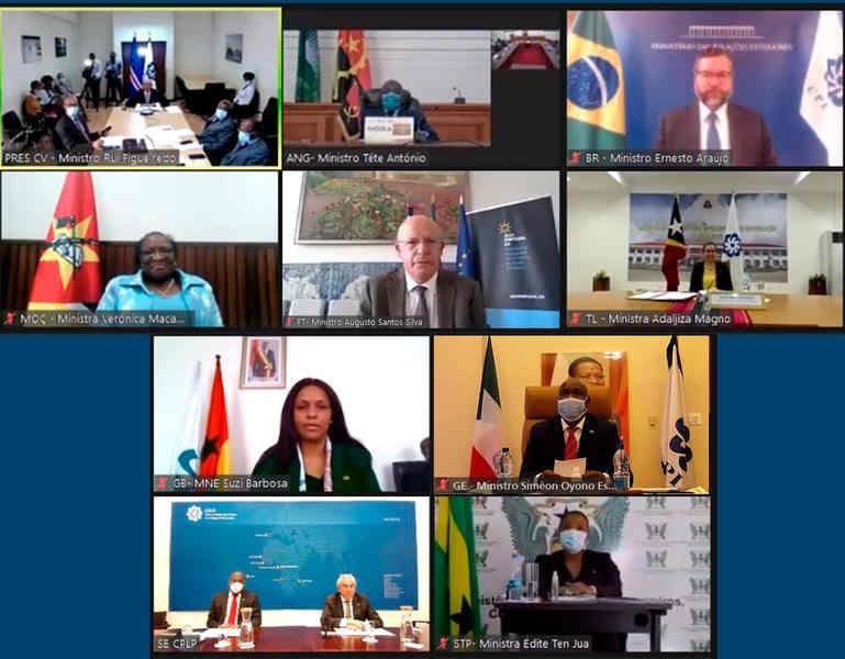 A XV Reunião Extraordinária do Conselho de Ministros da Comunidade dos Países de Língua Portuguesa (CPLP) decorreu em formato virtual, no dia 26 de março de 2021, e contou com a participação dos Ministros dos Negócios Estrangeiros e das Relações Exteriores da República de Angola, da República Federativa do Brasil, da República de Cabo Verde, da República da Guiné-Bissau, da República da Guiné Equatorial, da República de Moçambique, da República Portuguesa, da República Democrática de São Tomé e Príncipe, da República Democrática de Timor-Leste, e do Secretário Executivo da CPLP.