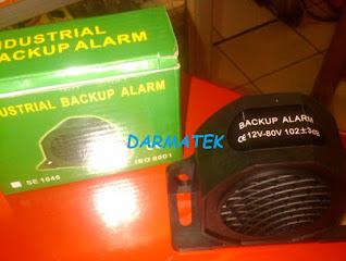 Darmatek Jual Back Up Alarm 12V - 80V