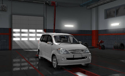 Mod Mobil Toyota Avanza
