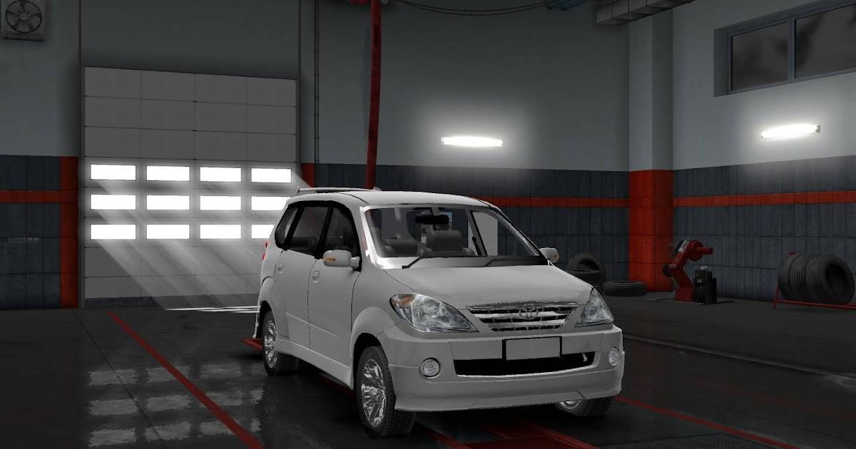 Mod Mobil Toyota Avanza Mod Ets2 Indonesia