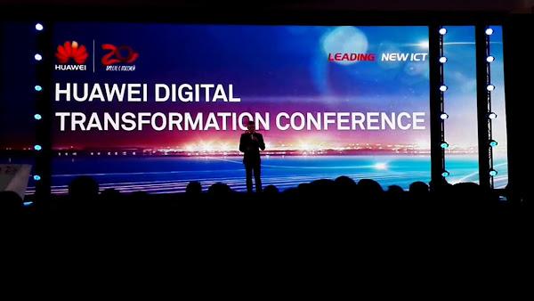 """Forum Europe/Huawei - """"Países mais digitalizados vão recuperar mais rapidamente"""""""