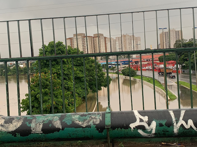 Ponte Aricanduva, Tietê