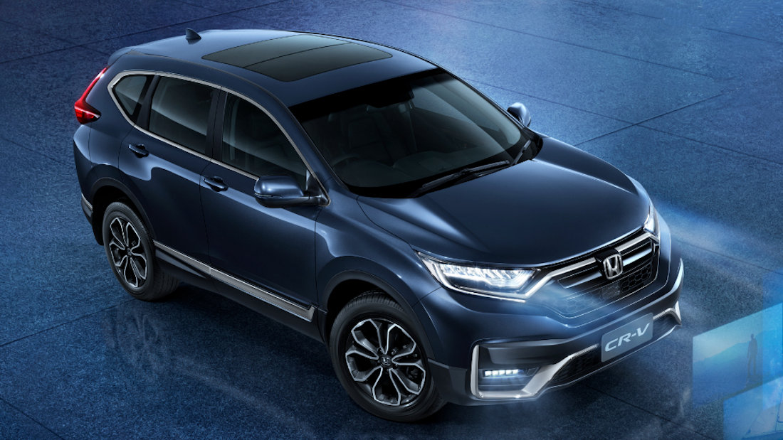 Refreshed 2021 Honda Cr V Inches Closer To Ph Launch Carguide Ph Philippine Car News Car Reviews Car Prices