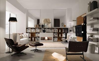 Sentuhan Gaya Modern Untuk Ruang Tamu
