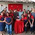 Vereador Evandro macarrão participou de comemorações do dia das mães na Cohab 1 e no distrito de Serra do Vento neste sábado (12).
