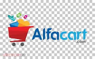 Logo Alfacart - Download Vector File PNG (Portable Network Graphics)