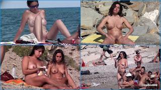 Nude Euro Beaches 2018. Part 26.