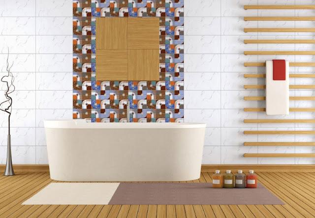 Glazed Ceramic wall tiles
