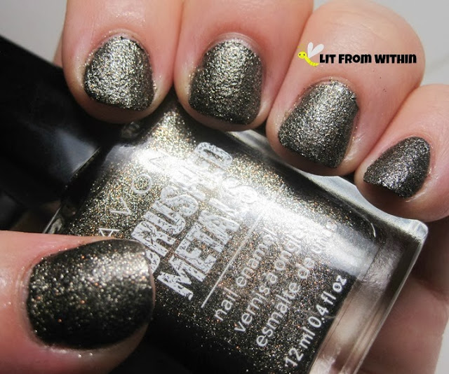 Avon Brushed Metal Dusky Copper
