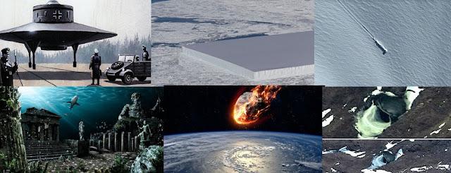 Antarktika Hakkında 10 Komplo Teorisi