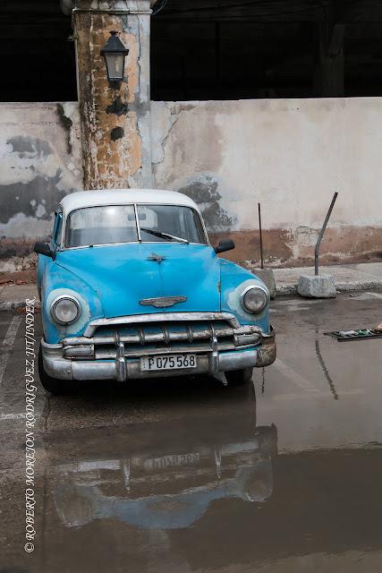 Lluvias en La Habana
