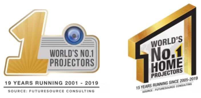 Epson Hailed World's Number 1 Projector Brand For 19 Years