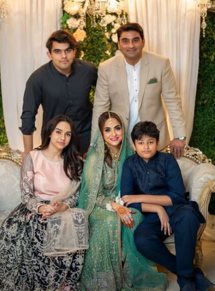 Nadia Khan confirmed Her Third Marriage Images