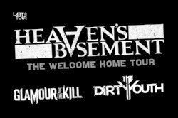 Conciertos de Heaven's Basement en Madrid, Barcelona y Bilbao en abril