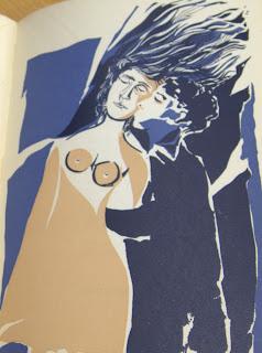 Joan Salvat-Papasseit. Poesies, 1962;  Il.: Josep Guinovart. DL B.10.790. Núm. Registre 1077-60 per Teresa Grau Ros