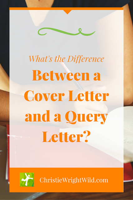 What's the difference between a query letter and a cover letter? | writing advice | how to submit to an editor