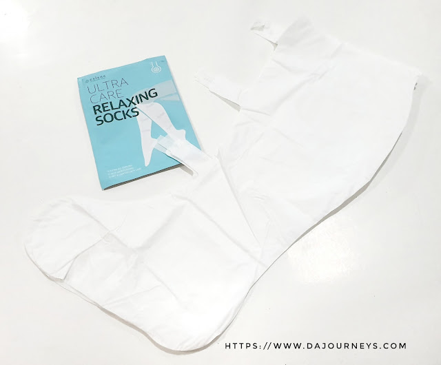Review Eslena Ultra Care Relaxing Socks