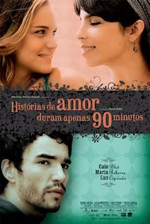 Histórias de Amor duram apenas 90 minutos - filme