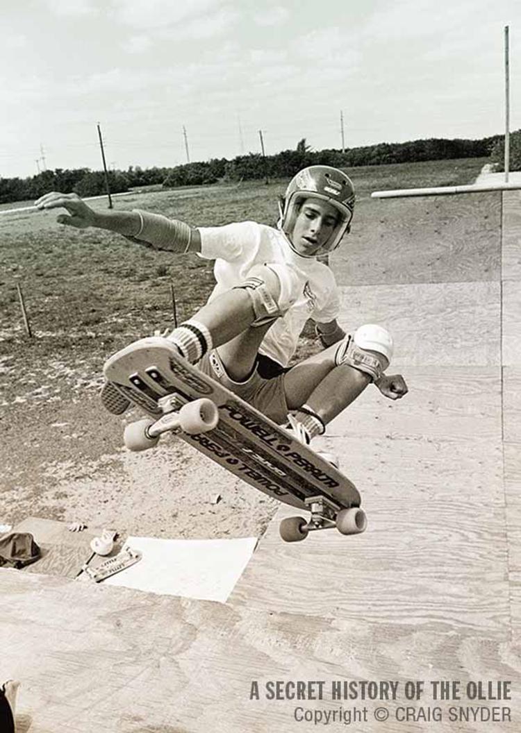 A história do Skate - Alan Gelfand inventor do Ollie