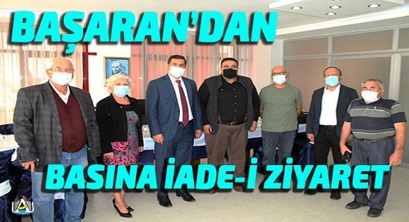Anamur Haber,Anamur Son Dakika,Anamur  Gazeteciler  Cemiyeti.,Anamur Kaymakamı Mehmet Nuri Başaran,