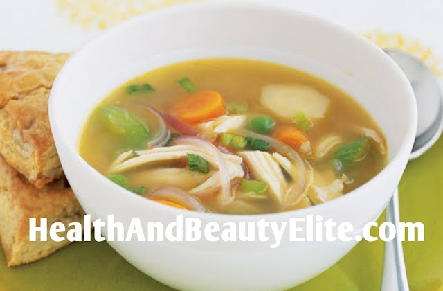 Home Remedies: Did you know that chicken soup is the best medicine for colds? Health And Beauty Elite.