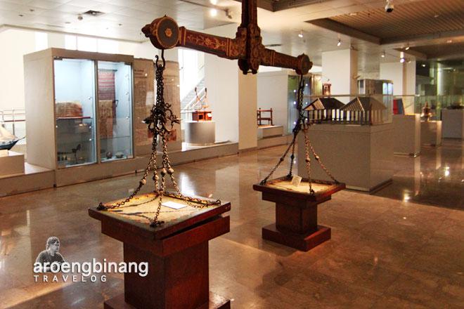 museum nasional indonesia jakarta kesultanan banjarmasin