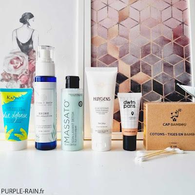 Unboxing - Biotyfull Box de Septembre 2021 : L'Anti-Pollution