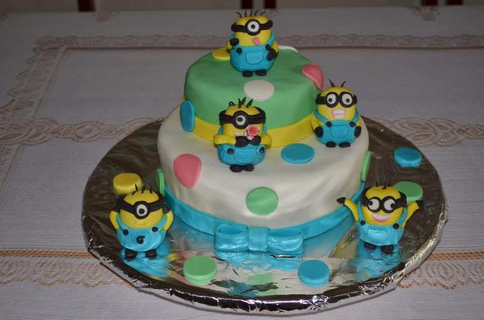 Minion Cake Recipe Australia