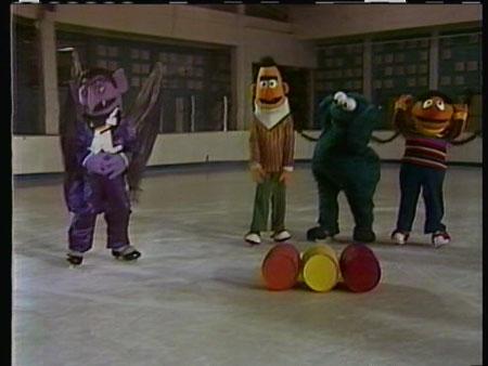Christmas Eve On Sesame Street.My Cartoon Reviews Christmas Eve On Sesame Street Review