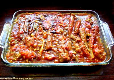 Iranian Eggplant Stew